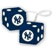 Casey 2324568010 New York Yankees Fuzzy Dice