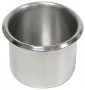 Trademark Poker Stainless Steel Cup Holder