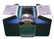 NEW Automatic Playing Card Shuffler 1- 4 Decks
