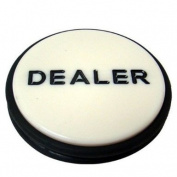 Brybelly, Casino Grade Poker Dealer Button Puck - Large 7.6cm Diameter!