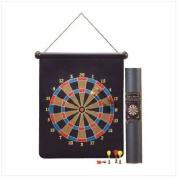 Family Magnetic Dart Board Set