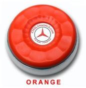 ZieglerWorld Table Shuffleboard Weights - 4 Pucks - Orange Colours + Booklet