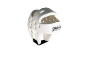 Sparmaster Pro-Spar Head Guard - White Medium