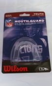 Wilson Youth Single Density Mouthguard (No Strap) - Clear