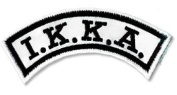Official IKKA Dome Patch