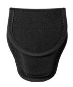 Bianchi Patroltek 8000 Covered Hidden Snap Black Handcuff Case