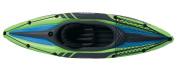 Intex Challenger K1 Kayak - Green/Grey