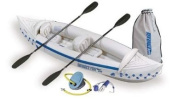 Sea Eagle 838.2cm flatable Kayak with Deluxe Package