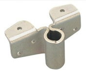 Sea-Dog 582050-3.8cm Zinc Plated Oarlock Socket Heavy Duty