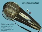 Genji Sports Badminton Marble Package
