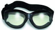 Clear Goggles with Vent Holes on Sides Sports Skyding Many Uses