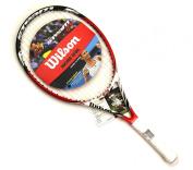 Wilson '13 Steam 25 Junior Tennis Racquet
