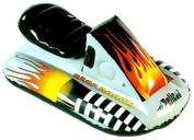 Pelican International Inflatable Race Rocket Sled - Blue/Black/Red