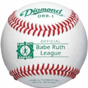 Diamond Babe Ruth Competition Grade Baseball, Dozen