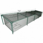 Atec Free Standing Batting Cage Frame