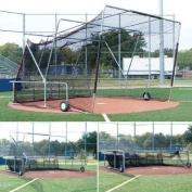 Foldable and Portable Batting Cage Sold Per EACH