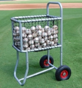 Trigon Sports BPCADP ProCage Professional Ball Cart