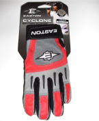 EASTON Cyclone Batting Glove Red Size SY