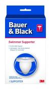 3M Bauer and Black S10 Swim Supporter, Medium