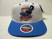 NCAA Cal State Fullerton Titans White Blue 2 Tone Snapback Cap
