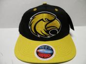 NCAA Southern Mississippi Golden Eagles Logo Black 2 Tone Snapback Cap