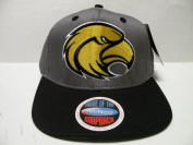 NCAA Southern Mississippi Golden Eagles Logo Grey 2 Tone Snapback Cap