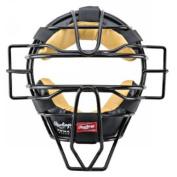 Rawlings High Visibility PWMX Wire Baseball/Softball Umpire Mask
