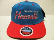 NCAA Delaware State Hornets Royal Orange 2 Tone Snapback Cap