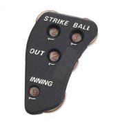 Bolco 4 Wheel Model Plastic Umpire Indicator