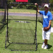 Muhl Sports Pro Rebounder Baseball/Softball Trainer
