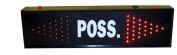 Possession Indicator for basketball