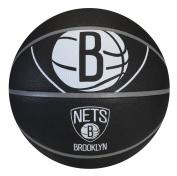 Spalding NBA Courtside Team Basketball - Brooklyn Nets