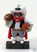 Texas Tech Red Raiders Football Basketball Mascot Nib