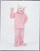 Costumes For All Occasions Cm69046 Pig Mascot Complete