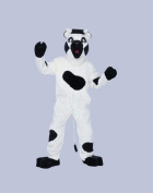 Costumes For All Occasions Cm69032 Cow Mascot Complete