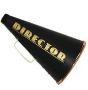 Director's Megaphone - Large