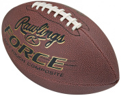 Rawlings Force Composite Leather Official Size Football