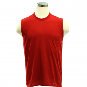 McDavid 915 Ultra Light Sleeveless T- Shirt - BLACK-LARGE