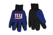 New York Giants Two-Tone Gloves