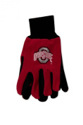 Ohio State Buckeyes Official NCAA One Size Sport Utility Work Gloves by Wincraft