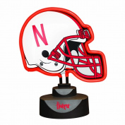 TMC COL-NEB-893 Neon Helmet Lamp-Nebraska
