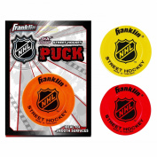 Franklin NHL Street Hockey Extreme Colour Puck