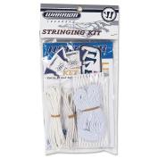 Warrior Soft Mesh Pocket String Kit-Attack/Defence