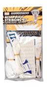 Warrior Player's Hard Mesh Pocket String Kit-Attack/Defence