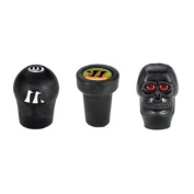 Warrior Rowdy Endo Pack with One Skull Endo, One 8 Ball Endo, One D-Knob Endo