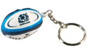 Gilbert Scotland Rugby Ball Key Ring