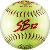 Dudley ASA SB 12L Fast Pitch Softball - Dozen