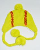 Softball Knit Hat