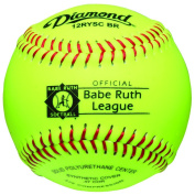 Diamond Sports 30.5cm Optic Super Synthetic Cover Babe Ruth Softball