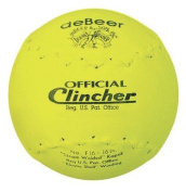 "Debeer"" Specialty Softball *40.6cm *Yellow"